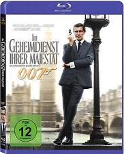 James Bond 007: IM GEHEIMDIENST IHRER MAJESTÄT (George Lazenby) Blu-ray Disc NEU