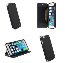 Genuine Krusell Malmo Stand Case Cover for Apple iPhone 6 6s Black 75898/A