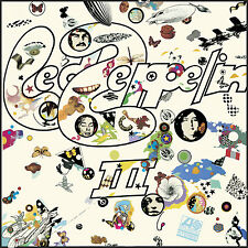Led Zeppelin III (EU) 180g GATEFOLD REPLICA Remastered NEW SEALED VINYL LP