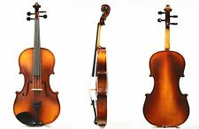"Old Spruce Viola, Prelude Strings + Case+ Bow,15"" - 16.5"" Size, Ready to Play!!!"