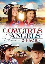 Cowgirls 'n Angels/Cowgirls 'n Angels 2: Dakota's Summer - DVD horse rodeo girl