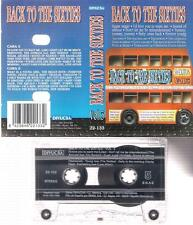THE BYRDS TORNADOS 74 THE BACHELORS ARCHIES EQUALS  DIFFICULT CASSETTE SPAIN