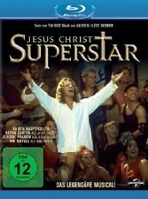 J.PRADON/R.CASTLE/G.CARTER - JESUS CHRIST SUPERSTAR (2000) BLU-RAY MUSICAL NEU