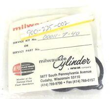 NEW MILWAUKEE 00011-7-40 SERVICE KIT PARTS 900-225-002