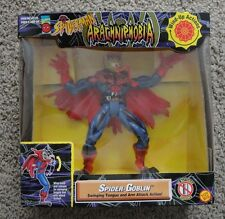 ARACHNIPHOBIA SPIDER-GOBLIN FIGURE NEW RARE SPIDER-MAN MARVEL LEGENDS GREEN HOB