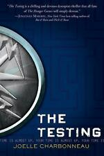 The Testing: The Testing 1 by Joelle Charbonneau (2015, Paperback)