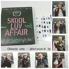 BTS 2nd Album Skool Luv Affair Opened CD Booklet selected photocard Bangtan KPOP