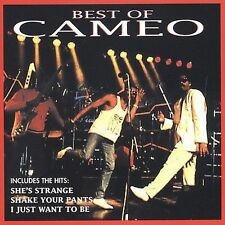 Best of Cameo MUSIC CD