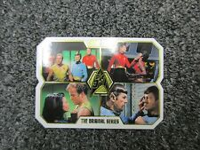 Star Trek Original Series 50th Anniversary Case Topper Alternate Card 40a TOS