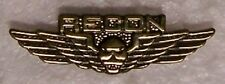 Hat Lapel Push Tie Tac Pin USMC Recon Airborne Wings NEW