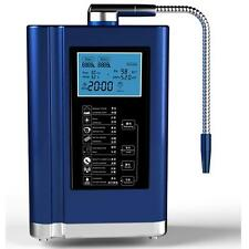 EHM Home Water Ionizer Alkaline Acidity 3.5-10.5 PH 50W Purifier 3 FREE FILTERS