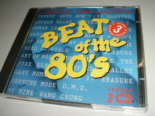 BEAT OF THE 80'S VOL.3 / 2 CD 'S MIT  DEPECHE MODE MIKE OLDFIELD NEW ORDER YAZOO