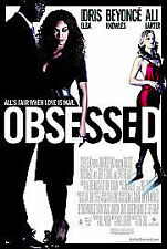 Obsessed (DVD, 2011) - REGION 2 - NEW AND SEALED