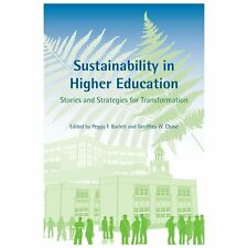 Sustainability in Higher Education: Stories and Strategies for Transformation (U
