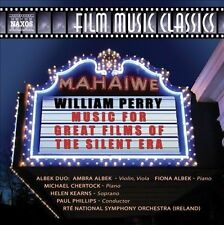 William Perry: Music for the Great Films of the Silent Era (CD, Aug-2011,...