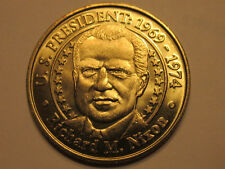 US President Richard M. Nixon Sunoco Presidential Coin Series 2000 token