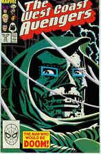 West Coast Avengers # 35 (USA, 1988)