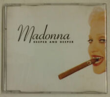 Madonna Deeper And Deeper Cd-Single UK 1992