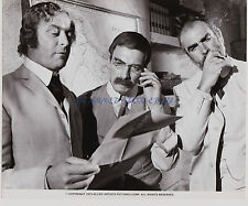 THE MAN WHO WOULD BE KING SEAN CONNERY MICHAEL CAINE CHRISTOPHER PLUMMER 8X10