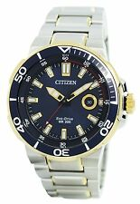 Citizen Endeavor Eco-Drive Divers 200M AW1424-62L Mens Watch
