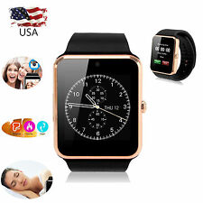 Newest Bluetooth Smart Watch NFC Wrist Phone Mate For Andorid Samsung HTC LG ZTE