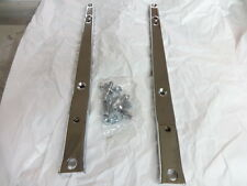 HARLEY SPORTSTER IRONHEAD  1973 THRU 1978 CHROME REAR FENDER STRUTS SUPPORTS
