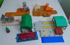 Tomy Trackmaster Stations Bridges Tunnel In Good Condition
