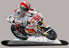 MARCO SIMONCELLI, MOTO GP, Reloj en modela miniatura, -01