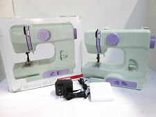 Janome Mystical Mint Portable 5lb Sewing Machine 525B [EH-A-J]