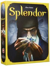 Splendore-Board game by Space Cowboys