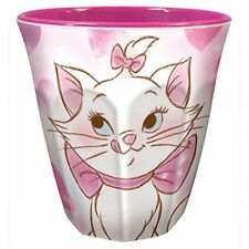 NEW Plastic Cup Cute Disney Marie Cat Drink Mug Christmas Party Gift Tableware