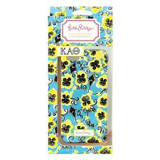 Lilly Pulitzer iPhone 4/4s Case- Kappa Alpha Theta