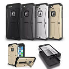 Waterproof Shockproof Rugged Hybrid Rubber Phone Case Cover For iPhone 6 6s Plus