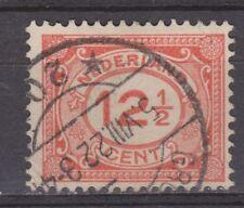 NVPH Netherlands Nederland nr. 108 used Cijfer 1923 Pays Bas