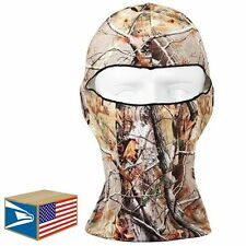 BALACLAVA FULL FACE MASK Real Tree Camo Camouflage TACTICAL MILITARY COMBAT GEAR