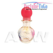 NEW EMPTY REFILLABLE GLASS SPRAY BOTTLE * Travel Perfume Atomizer * Pink U10005