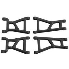 NEW RPM Front/Rear A-Arms Helion Animus 18SC/18TR Black 73462