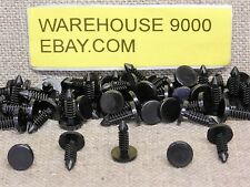 50 Weather Strip Fasteners Auveco #11612 GM:20413107 Ford:388246S AMC:4006516