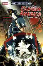 STEVE ROGERS CAPTAIN AMERICA 1 FCBD FREE COMIC BOOK DAY 2016 GIVEAWAY PROMO NM