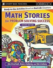 Math Stories for Problem Solving Success : Ready-to-Use Activities Based on...
