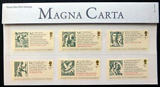 GB 2015 Magna Carta Presentation Pack with Complete Set SALE PRICE FP5646