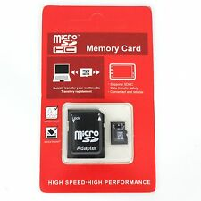 Generic SD SDHC TF Memory Card 64GB 64GB Class 10 + Adapter Free Shipping