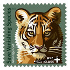 USPS New Save Vanishing Species Semipostal Stamp Sheet of 20