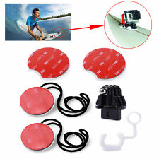 Surfboard Surfing Mounts Kit For GoPro Hero 2 3 3+ 4 Go Pro Camera Accessories