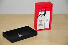 Coach Boxed Mickey Leather Hangtag Chalk - Brand New Free Shipping