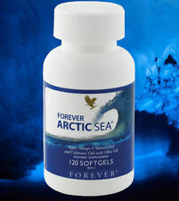 FLP FOREVER LIVING Arctic-Sea Omega-3, 120 Softgels