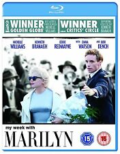 My Week with Marilyn   **Brand New Blu Ray**