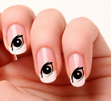 20 Nail Art Decals Transfers Stickers #288 - Eye