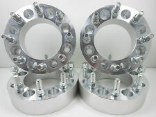 "4 Pc Dodge Ram 2500 3500 8 Lug Wheel Spacers| 8x6.5 | 2"" inch 