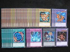 YU-GI-OH 44 CARD BABY DRAGON / TIME WIZARD / JINZO / JOEY DECK  *READY TO PLAY*